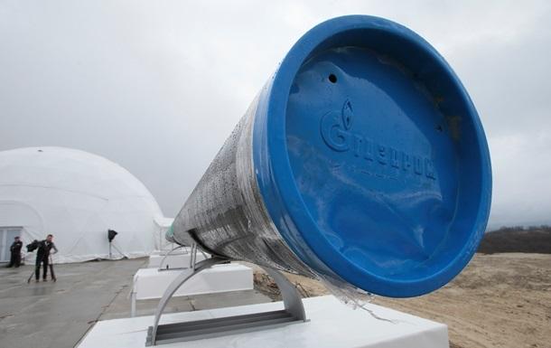 Газпром приобрел доли партнеров по Южному потоку