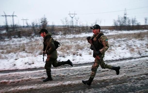 Силовиков обстреляли еще шесть раз, потерь нет
