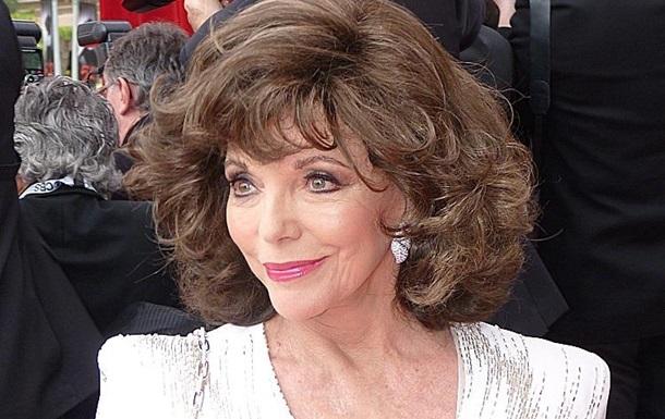 Главная героиня сериала  Династия  получила титул от британской королевы