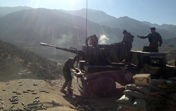 Франция вывела остатки своих войск из Афганистана