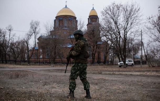 Ночь в Донбассе прошла без потерь. Карта АТО за 31 декабря