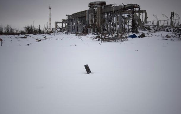 Силовики рассказали, как прошла новогодняя ночь в зоне АТО