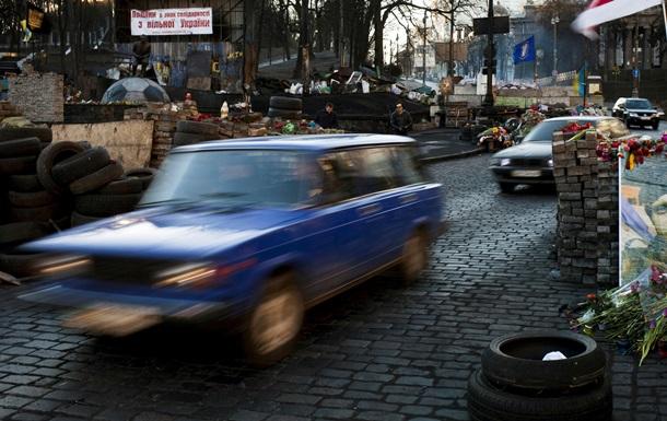 90% киевских дорог нуждаются в ремонте - Кличко
