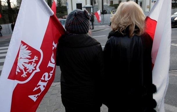 Польша эвакуирует 200 жителей Донбасса польского происхождения