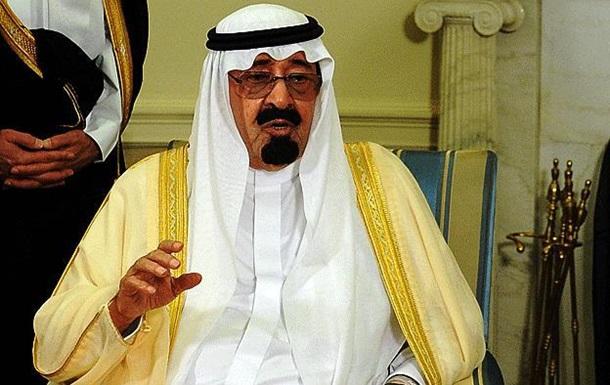 Король Саудовской Аравии попал в больницу с воспалением легких