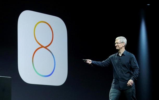На Apple подали в суд за намеренное заполнение памяти iPhone и iPad