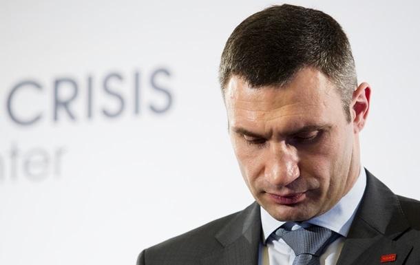 Кличко заявил, что отказался стать  вице-президентом  Порошенко
