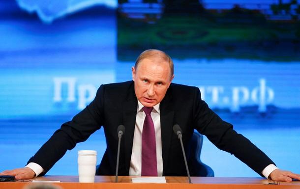 Путин станет главной угрозой для США в 2015 году - СМИ