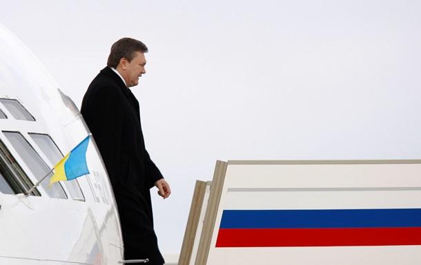 The New York Times назвала возможную причину бегства Януковича