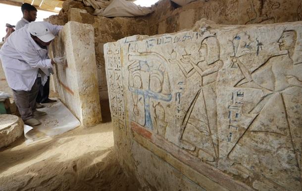 В Египте обнаружено захоронение царицы Пятой династии