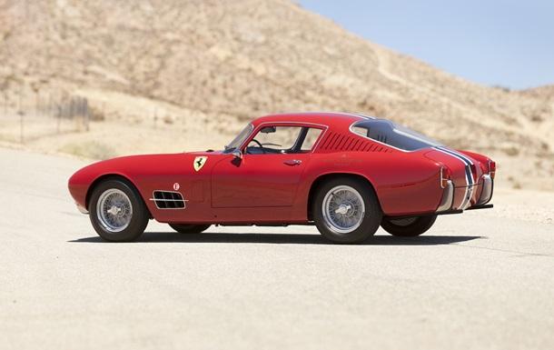 Ferrari опубликовала рейтинг самых дорогих раритетных авто в 2014 году