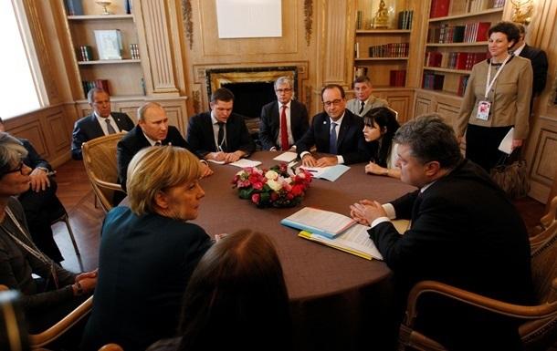 В Европе сомневаются в проведении встречи по Украине в Астане