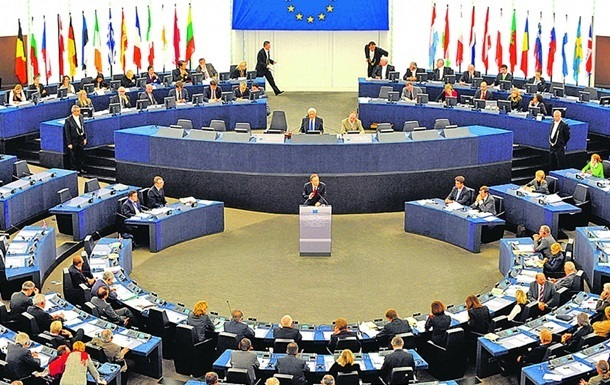 Европарламент обсудит ситуацию в Украине 13 января