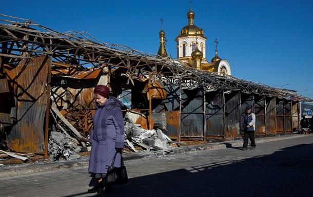 В Донецке похитили волонтеров
