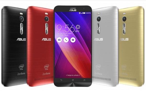 Asus представила первый в мире смартфон с 4 ГБ оперативной памяти
