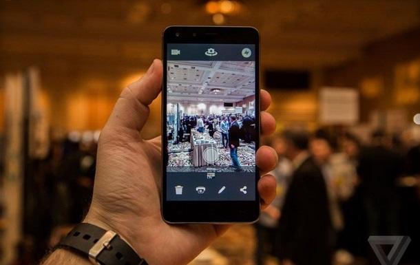 Kodak презентовал свой первый смартфон