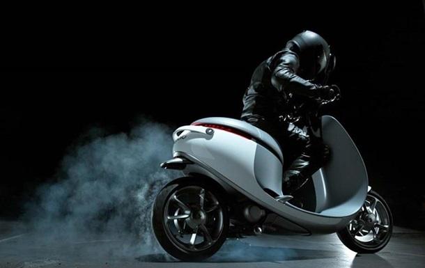 Молодой стартап показал смарт-скутер будущего