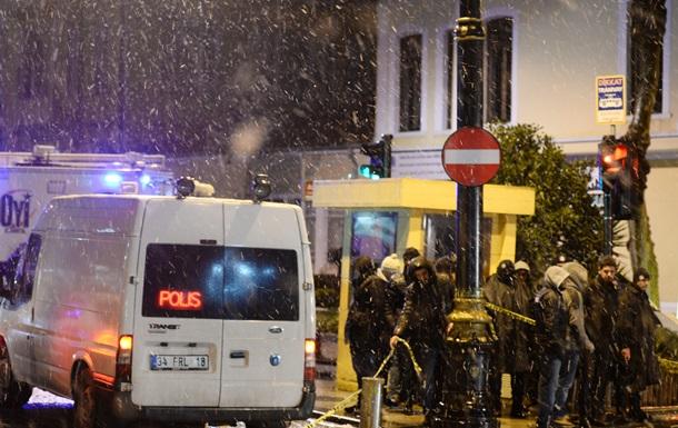 Ответственность за теракт в Стамбуле взяла на себя запрещенная партия