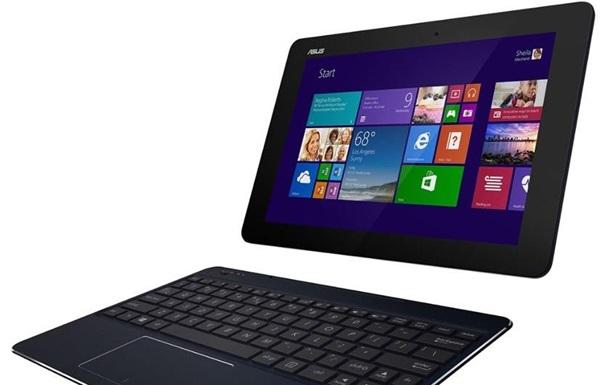 Трансформеры: Asus представил самые тонкие Windows-планшеты