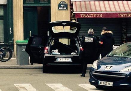 Причины терракта в Париже в издании Charlie Hebdo