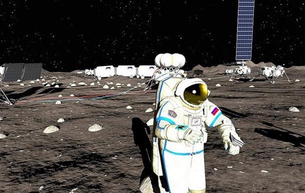 Российская компания планирует построить базу на Луне - СМИ