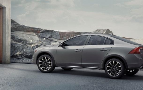 Volvo представит в Детройте новый седан премиум-класса