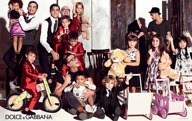 Дети тореадоров. Dolce&Gabbana представили новую линию одежды для детей