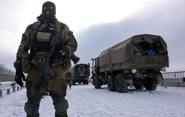 В Донбассе 7,5 тысяч российских военных