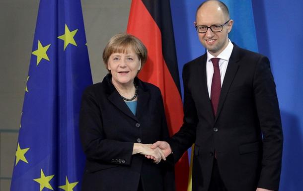 Меркель отвергла возможность поэтапной отмены санкций против России