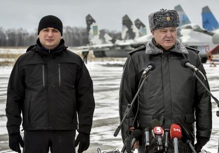 Порошенко признал Россию своим отечеством