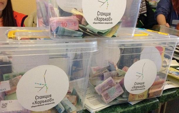 В Харькове вооруженные люди напали на пункт выдачи помощи – волонтеры