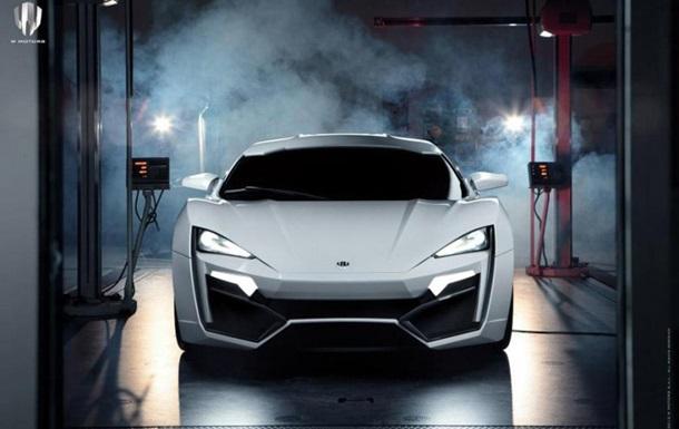 В ОАЭ начались продажи первого арабского суперкара стоимостью $3,4 млн