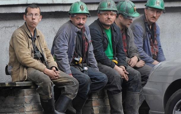 В Польше бастуют шахтеры из-за сокращения рабочих мест