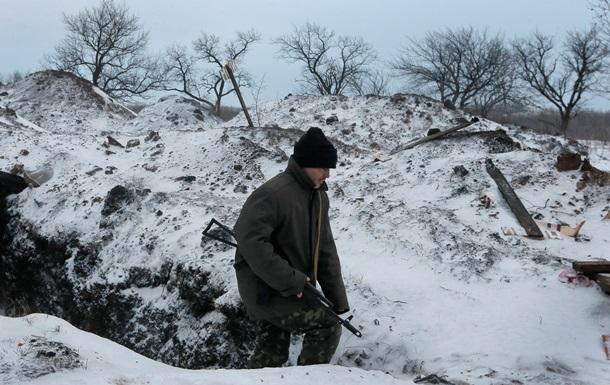 Возле Станицы Луганской погибли двое бойцов Нацгвардии, восемь ранены