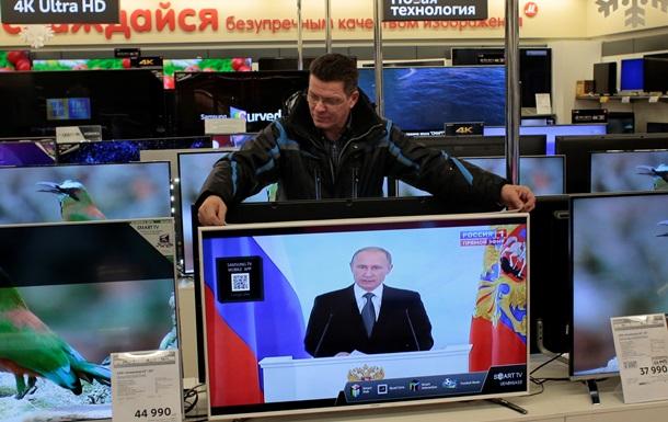 ЕС может создать русскоязычный телеканал
