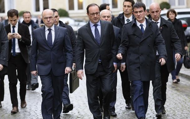 Президент Франции созвал экстренное совещание из-за террористов