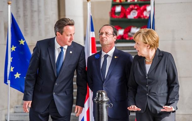 Европейские лидеры соберутся 11 января в Париже на марше памяти