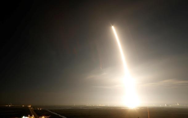 Первая ступень Falcon 9 жестко приземлилась