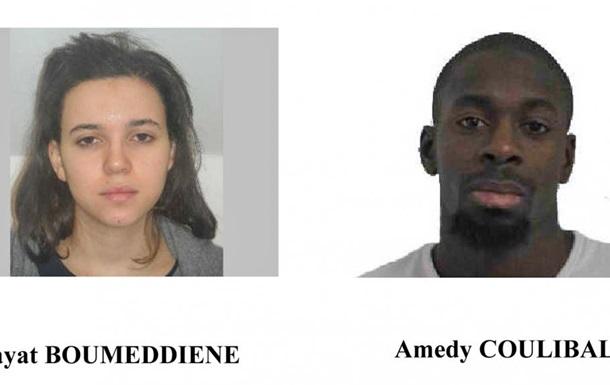 Турция подтвердила пребывание сообщницы французских террористов в стране