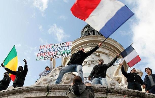 Я – это Charlie Hebdo. Почему между Киевом и Парижем столетняя пропасть?