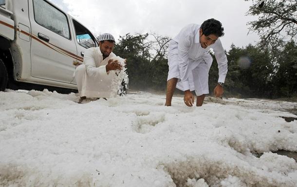Саудовский богослов запретил лепку снеговиков