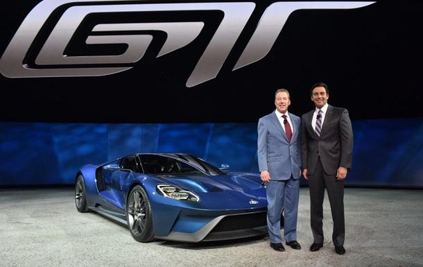 Возрождение GT: Ford показал новый концептуальный суперкар
