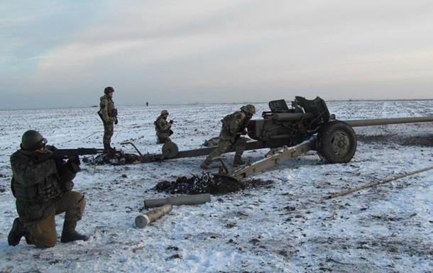 Бои в Донбассе разгораются с новой силой. Карта АТО за 13 января