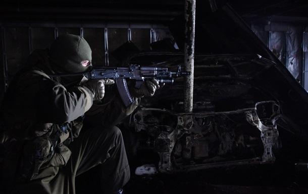 Возле Волновахи идет бой, перекрыта дорога на Донецк