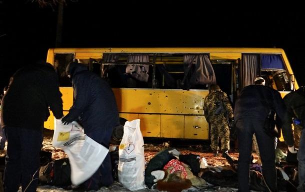 Итоги 13 января: Расстрел автобуса под Волновахой и ультиматум  киборгам