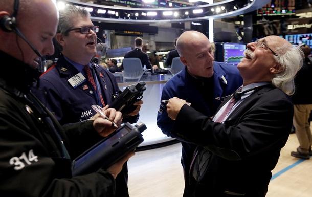 Торги на фондовом рынке в США завершились снижением котировок