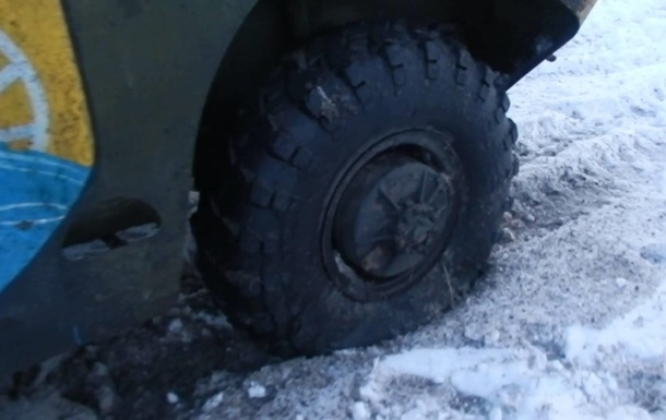 Сепаратисты обстреляли позиции батальона Азов