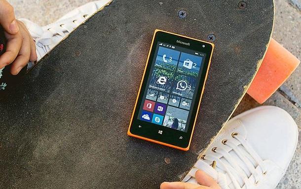 Microsoft презентовала самые доступные Windows-смартфоны