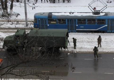 Псевдо-АТО пришла в Одессу