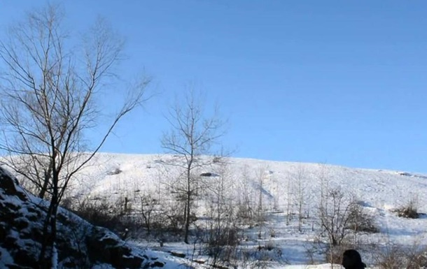 Батальон Азов обнародовал видео обстрела их позиций в Гранитном